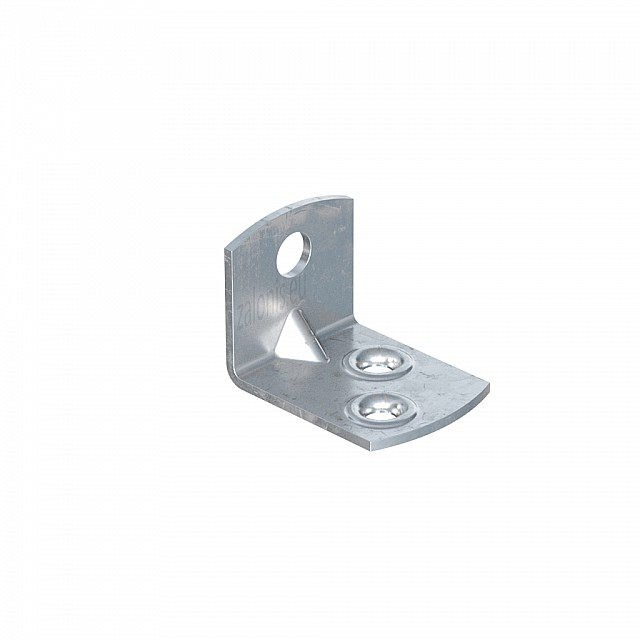 METAL CORNER 40x30x30 / GALVANIZED